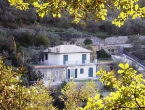 Megli panoramica casa