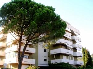 Montecatini Terme gebouw