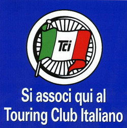 Qui si associ Touring club