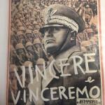 Fascismo poster Vincere